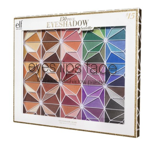 Elf Studio eye shadow palette