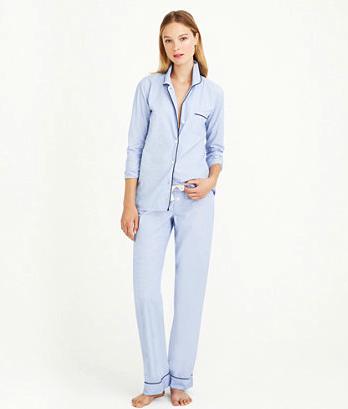 J Crew pajamas