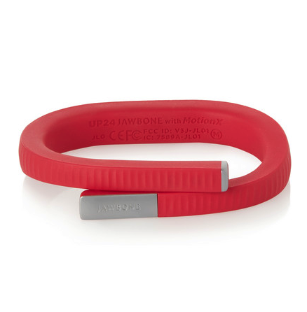 Jawbone bluetooth activity tracking band