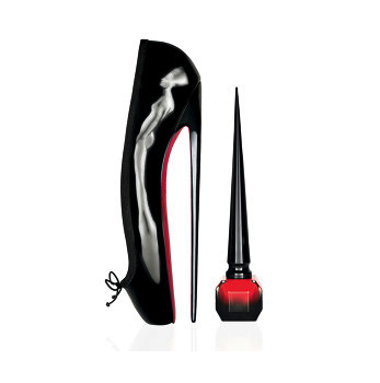 Christian Louboutin nail polish (in the louboutin red)