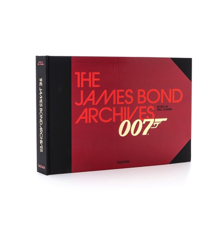 The James Bond Archives coffee table book