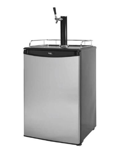 Cal Flame beer tap refrigerator