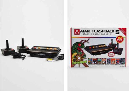 Atari flashback 5 game console