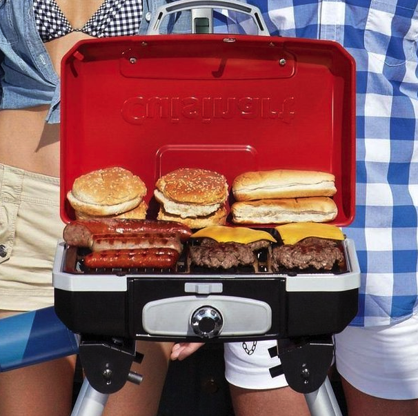 Cuisenart portable gas grill