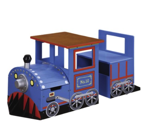 Teamson Train writing table - gifts for kids