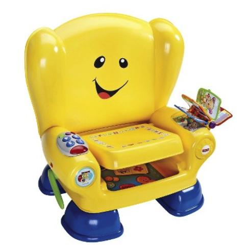 Fisher Price Laugh and Learn fun stages chair