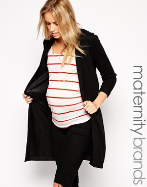 New Look maternity cardigan