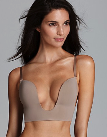 Fashion Forms plunge bra - under the dress essentials