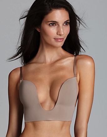 Fashion Forms plunge bra - under the dress essentials