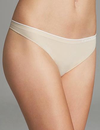 Calvin Klein seamless thong