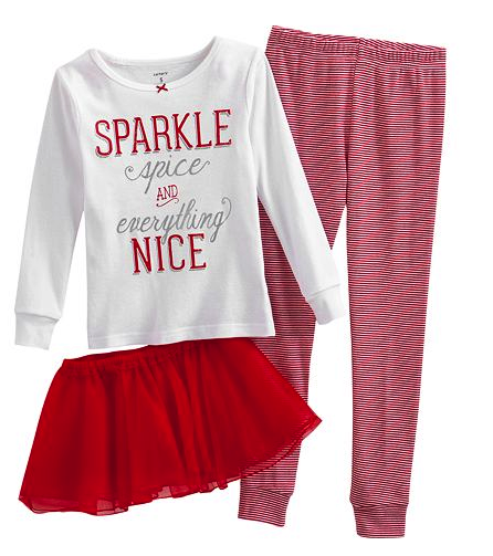 Carter's 3 pc pajama set