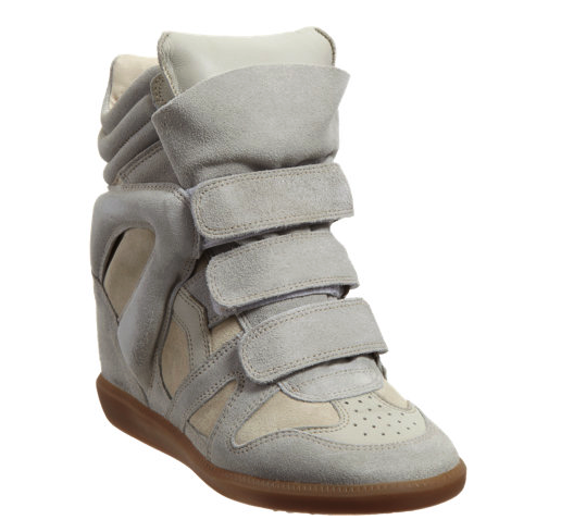 Isabel Marant wedge hi-tops