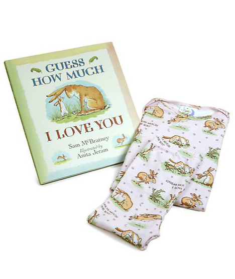 Books to Bed PJ and book set