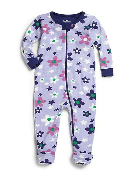 Hatley footies