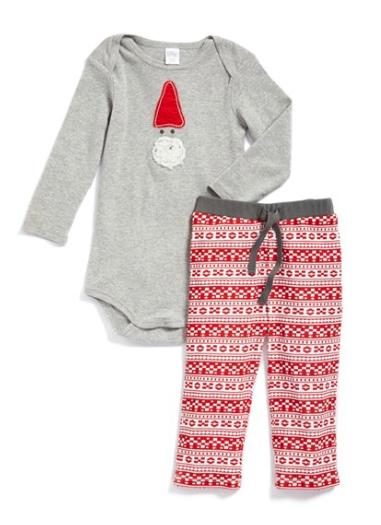 Nordstrom Baby pajamas