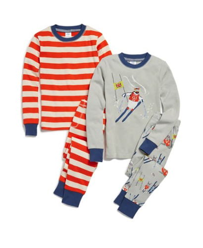 Mini Boden pajamas 2 pack