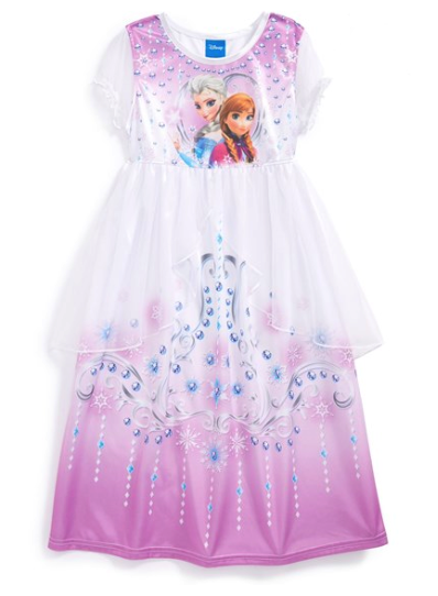 Disney Frozen nightgown