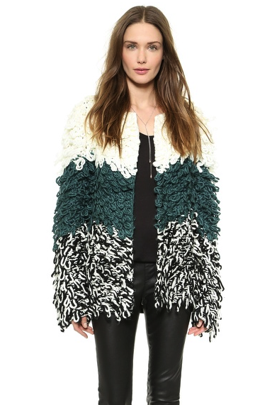 Tularosa knit coat