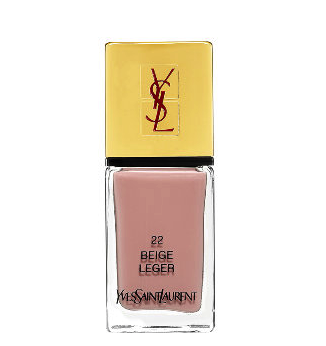 Yves Saint Laurent polish in beige leger