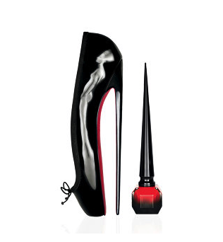 Christian Louboutin nail polish in rouge louboutin