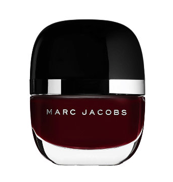Marc Jacobs Beauty nail polish in jezebel