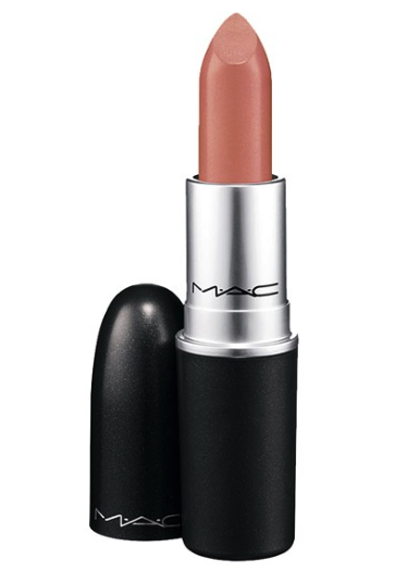 Mac lipstick in peach blossom