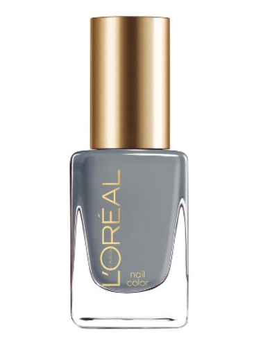 L'Oreal nail polish in grecian goddess