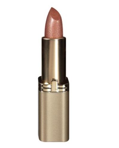 L'Oreal lipstick in caramel latte