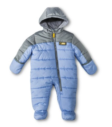 Just One You by Carter's snowsuit