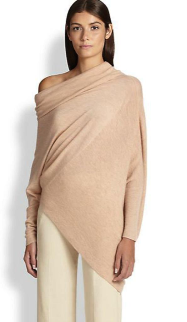 Donna Karan cashmere sweater