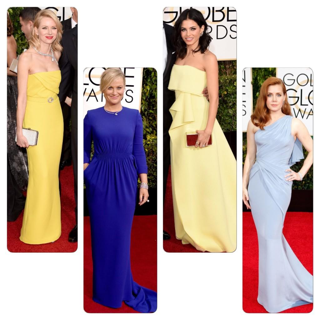 Golden Globes fashion 2015