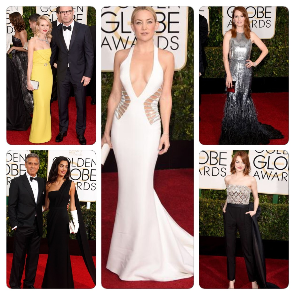 Golden Globes fashion2015