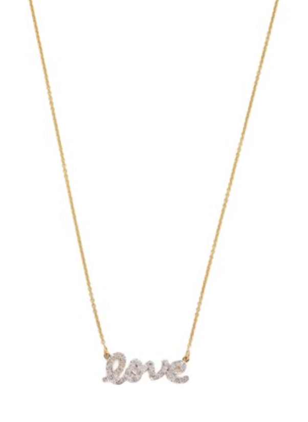 Kacey K diamond necklace