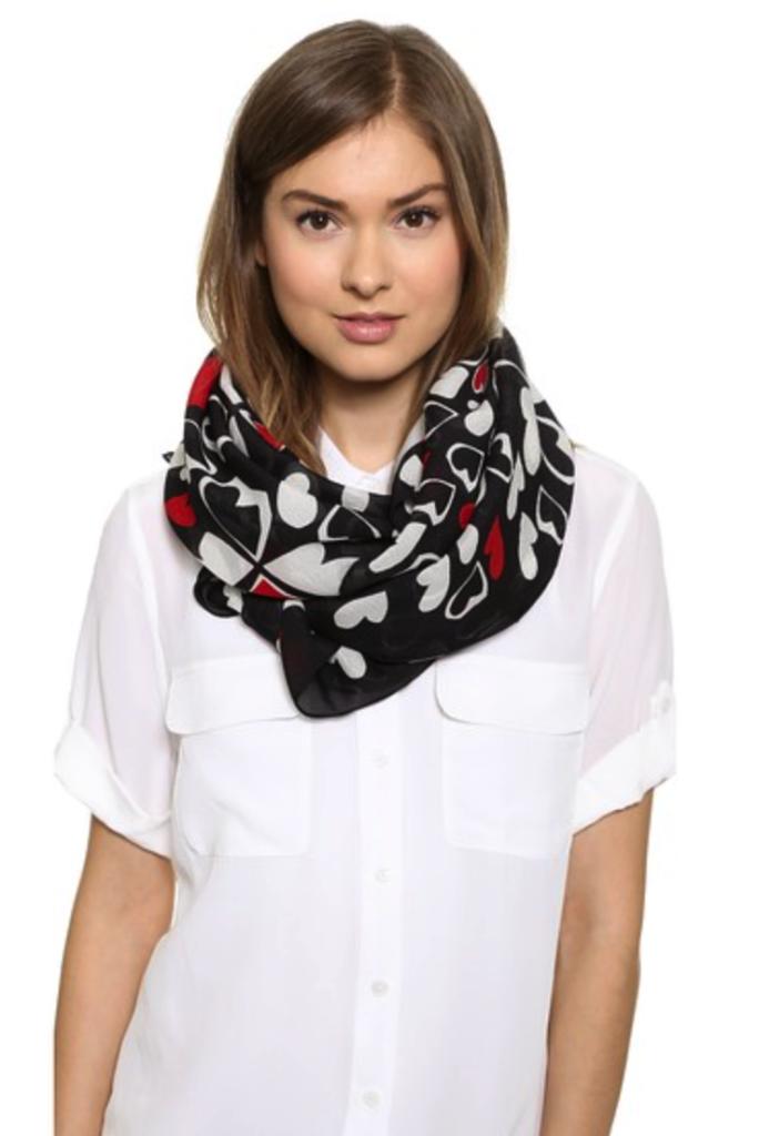 Diane von Furstenberg scarf