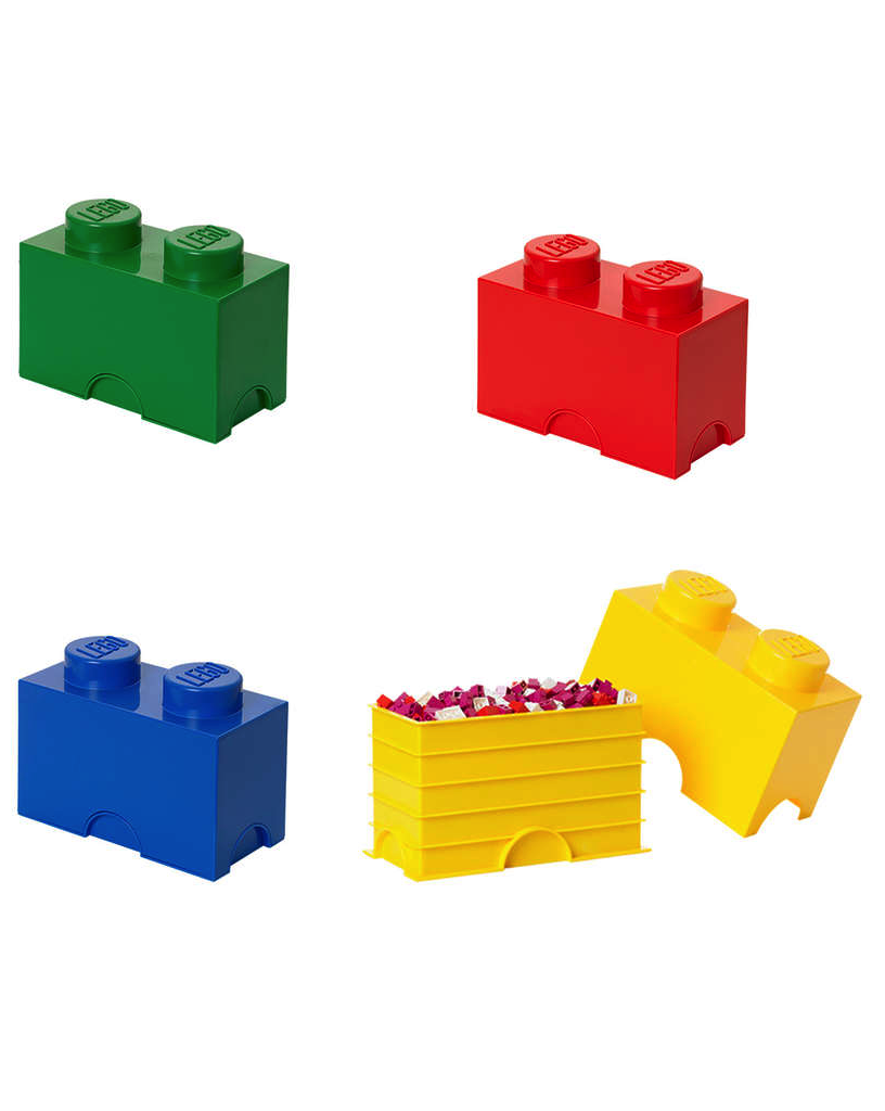 RCPH storage bricks (set of 4)