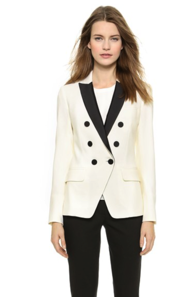 Veronica Beard tux jacket