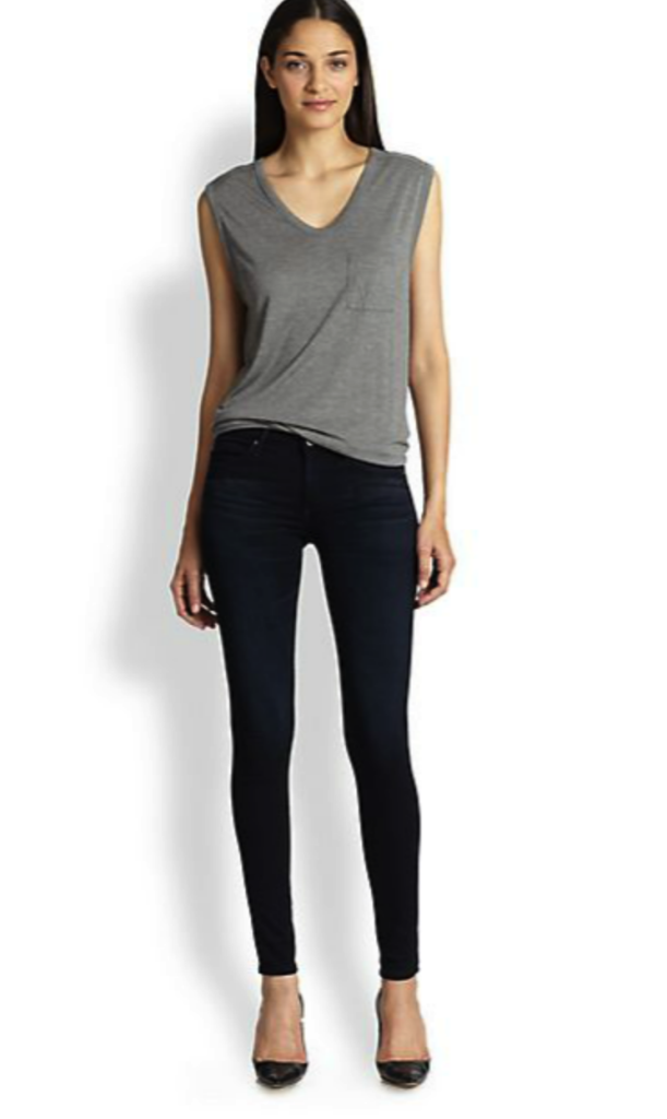 AG denim leggings