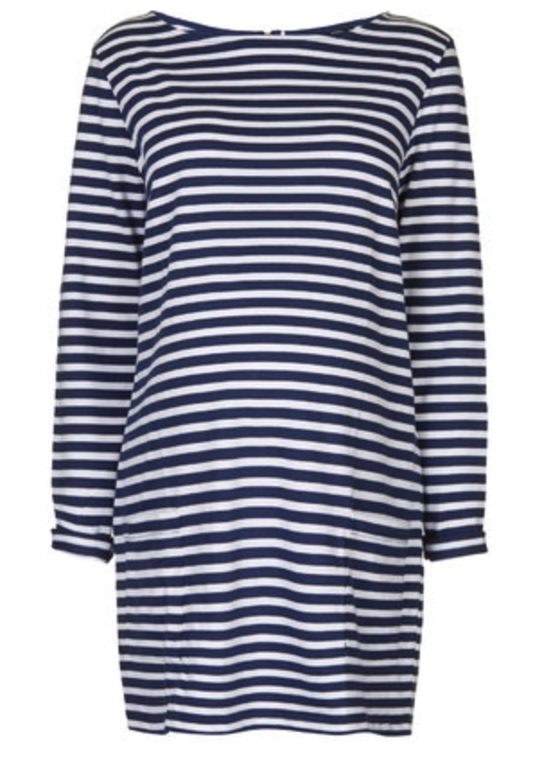 Topshop maternity tunic