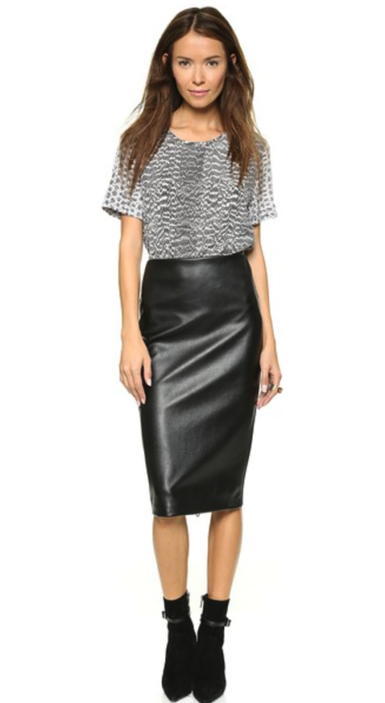 5th and Mercer skirt