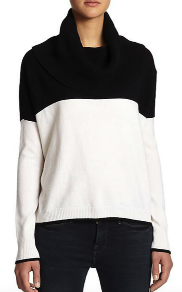 Alice & Olivia cashmere sweater