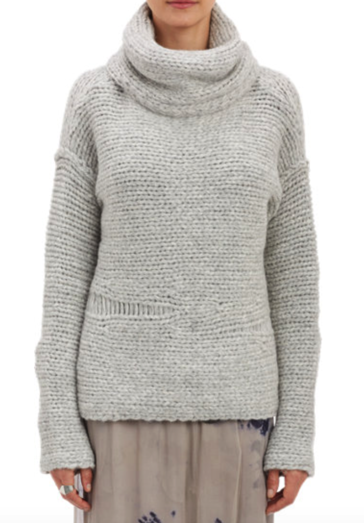 Raquel Allegra sweater