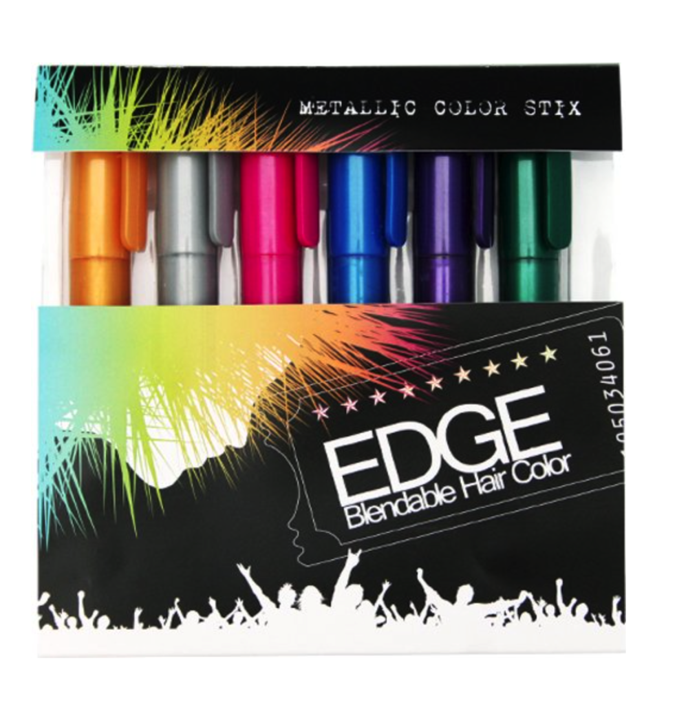 Edge blendable hair color