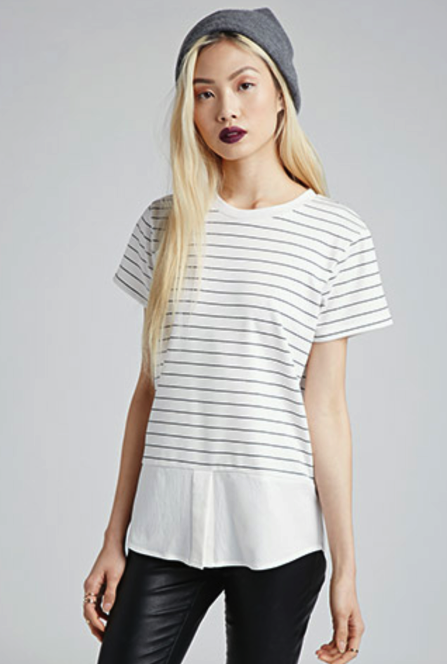 Forever 21 top - look for less