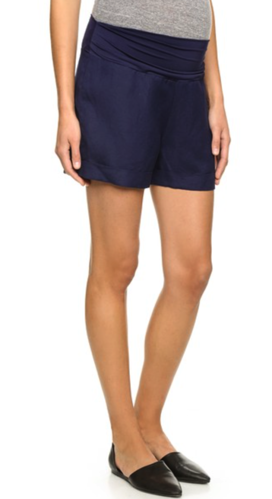 Rosie Pope maternity shorts