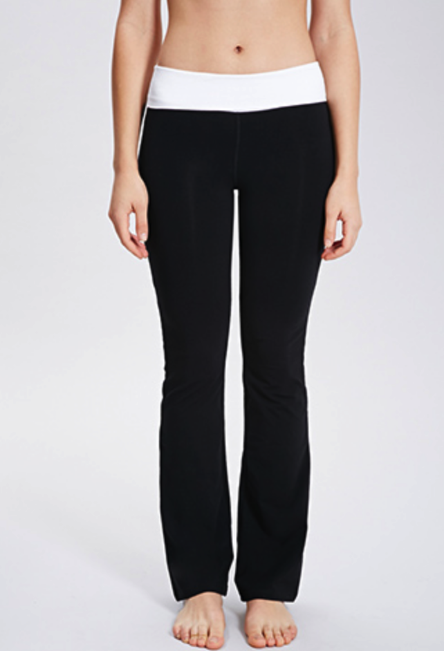 Forever 21 yoga pants