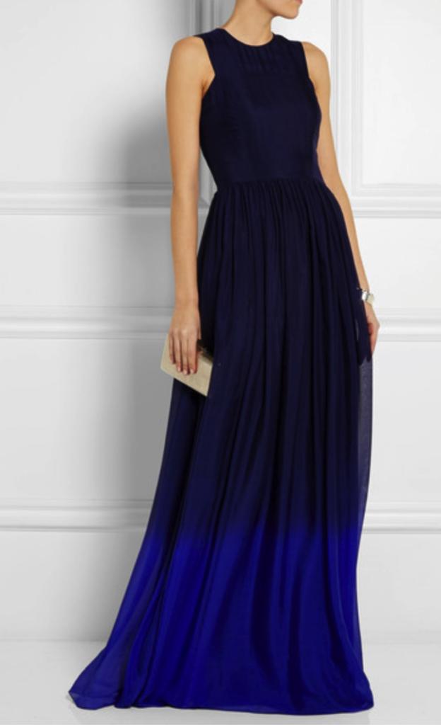 Matthew Williamson gown