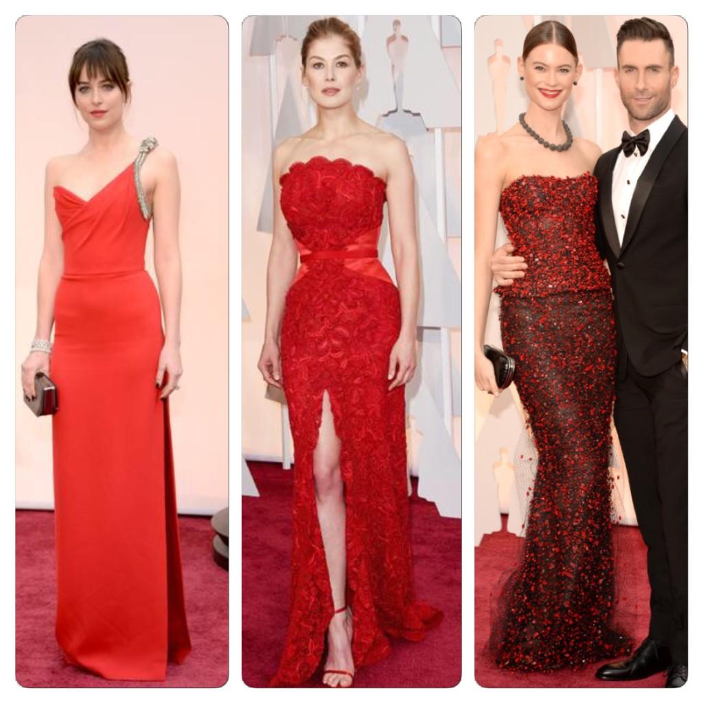 2015 Oscar fashion