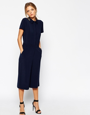 Asos jumpsuit with culottes