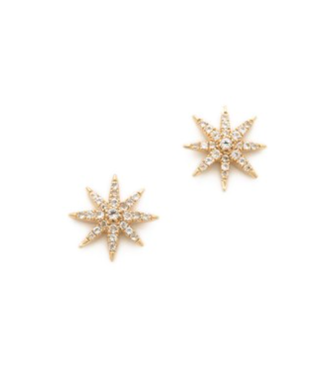 Elizabeth and James earrings