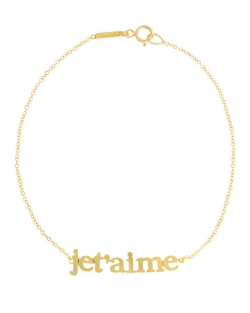 Jennifer Meyer bracelet